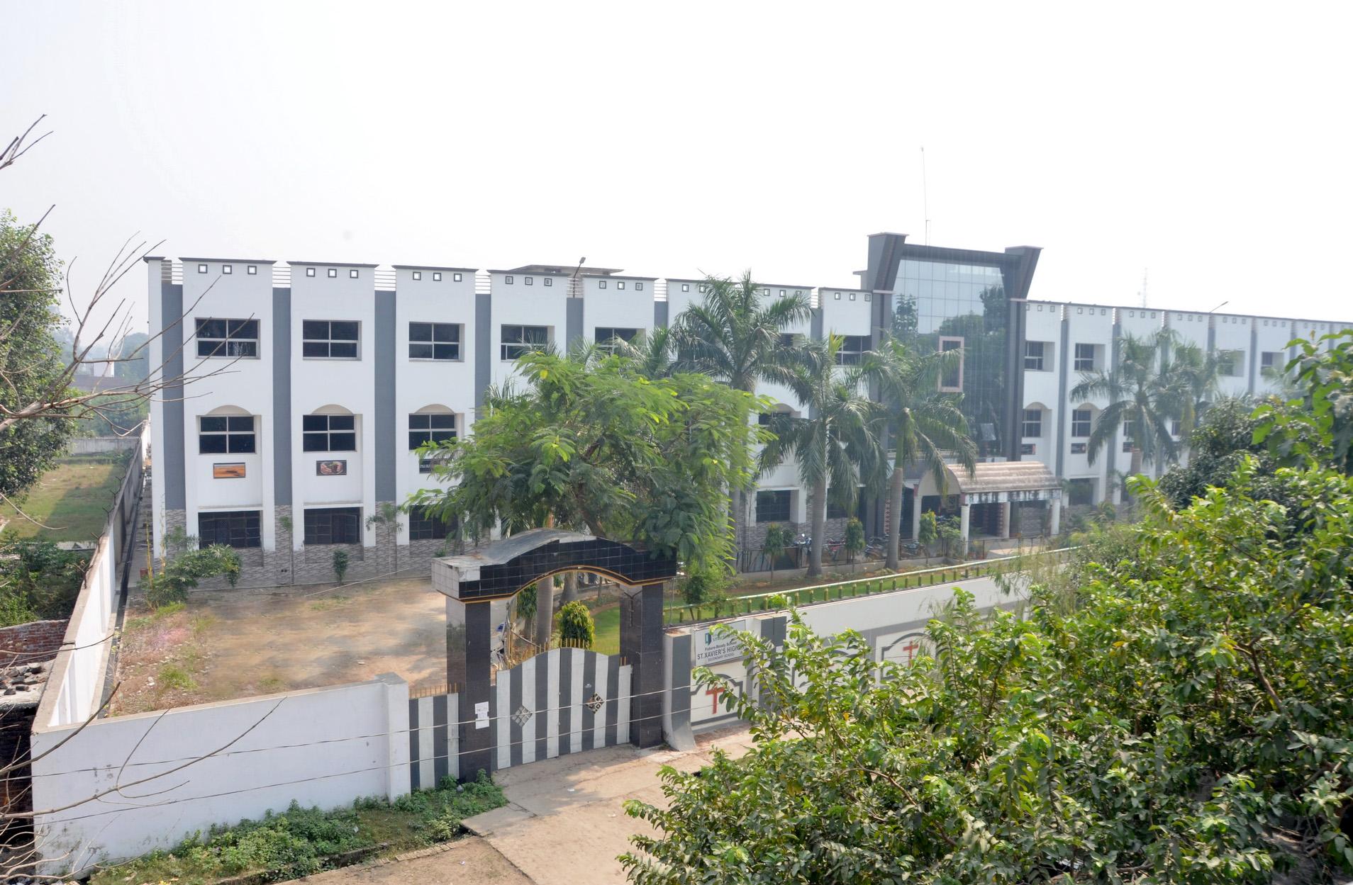 St. Xavier's School gonda- Gonda Info