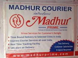 Madhur_Courier