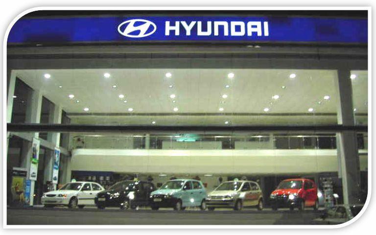 Hyundai Dealers & Showroom