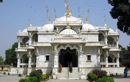 Swami Narayan Chhapaiya Mandir-gonda-info