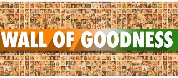 Neki ki Diwar- Wall of Goodness