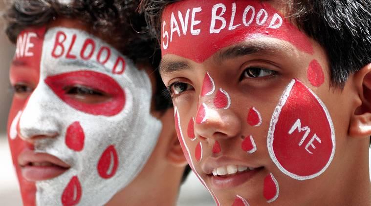 Blood Donors Gonda info